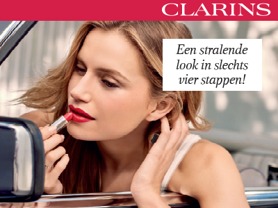Clarins, look, make-up, make-up look